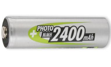 1 Ansmann Accu AA - 2400mAh