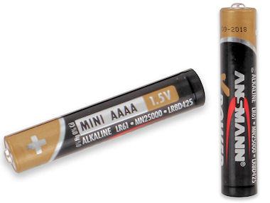 Ansmann Alkaline Batterij- LR8
