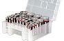 Bewaarbox voor 35 batterijen