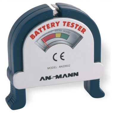 Ansmann Batterij Tester