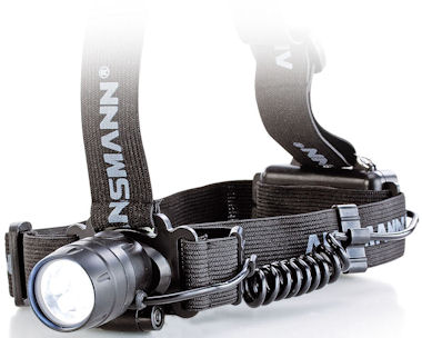 Ansmann Headlight HD5