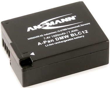 DMW-BLC12 Accu - 5 Jr garantie