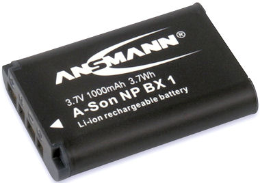 NP-BX1 Accu - 5 Jaar garantie