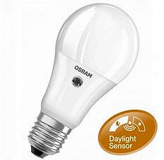 5W Lamp met schemerschakelaar
