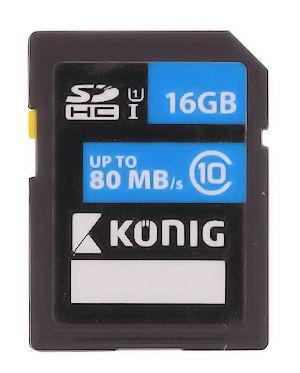 Secure Digital Geheugenkaart