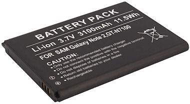 Galaxy Note II / GT-N7100 Accu