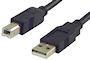 USB 2.0 Kabel - 1m