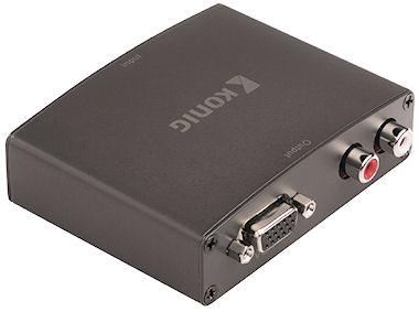 HDMI naar VGA Omzetter