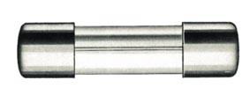 10x zekering 6x32mm 0,8A snel