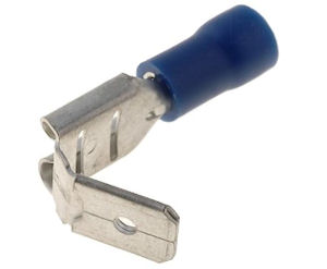 Aftakking Kabelschoen - 6,3mm