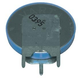 CR2032 - soldeeraansluiting