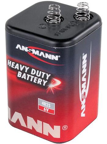 4R25 Blok Batterij 6V 9000mAh