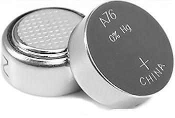 A76 Knoopcel Batterij