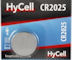 HyCell CR2025 Batterij