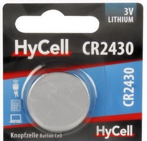 HyCell CR2430 Batterij