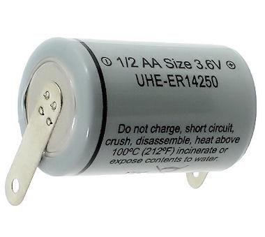 3,6V Lithium Batterij Soldeer