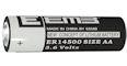 3,6V Lithium Batterij 14,5x50