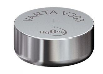 Horlogebatterij Varta V303