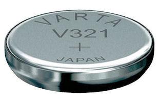Horlogebatterij Varta V321
