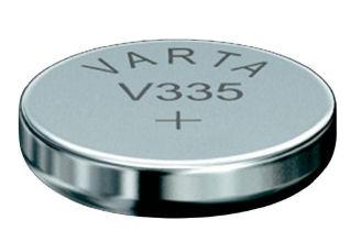 Horlogebatterij Varta V335