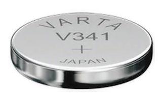 Horlogebatterij Varta V341