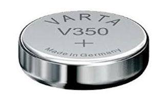 Horlogebatterij Varta V350