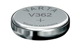 Horlogebatterij Varta V362