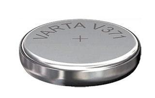 Horlogebatterij Varta V371