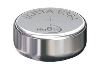 Horlogebatterij Varta V384