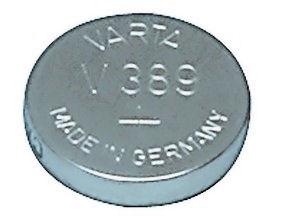Horlogebatterij Varta V389