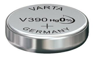 Horlogebatterij Varta V390