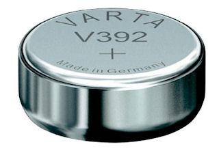 Horlogebatterij Varta V392
