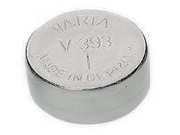 Horlogebatterij Varta V393