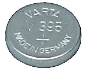 Horlogebatterij Varta V395