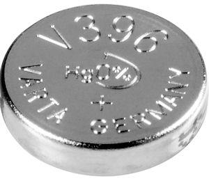 Horlogebatterij Varta V396