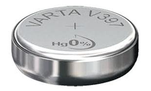 Horlogebatterij Varta V397