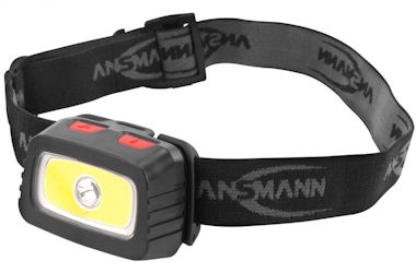 Ansmann Headlight HD200B