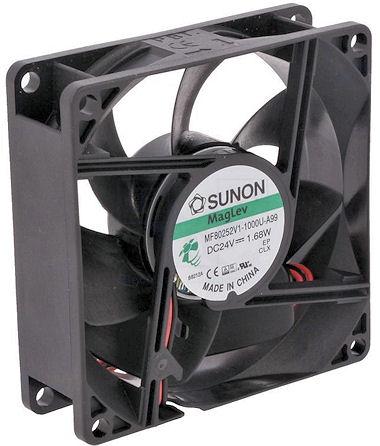 Sunon Ventilator 24V MagLev