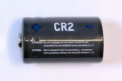 CR2 in Industrieverpakking