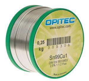 250 gram Soldeertin - 2mm dik