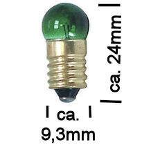 Groen Lampje 3,5V