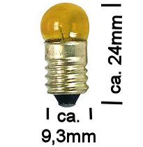 Geel Lampje 3,5V