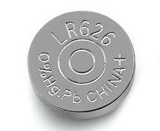 LR626 batterij