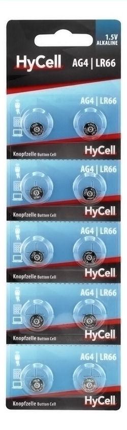 Batterij LR66 - AG4 - LR626
