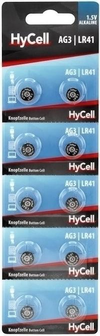 Batterij - LR41 - AG3 - LR736