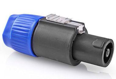 Luidspreker Plug - 4-polig