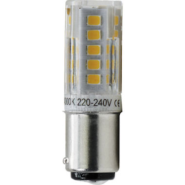 LED lampje met B15d fitting