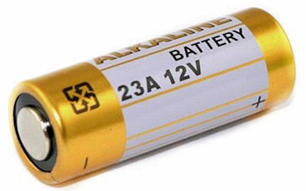 12V Alkaline Battery A23-VR22