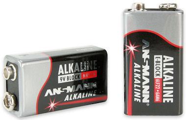Ansmann Alkaline Batterij- R22