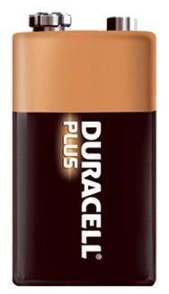 9V Batterij Duracell - R22